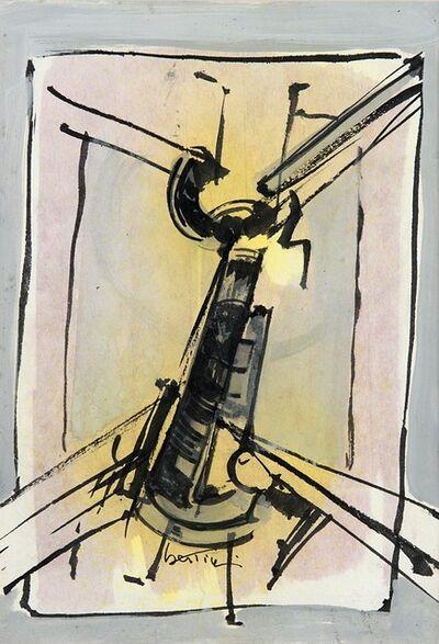 Gianni Bertini, 'Untitled', 1955