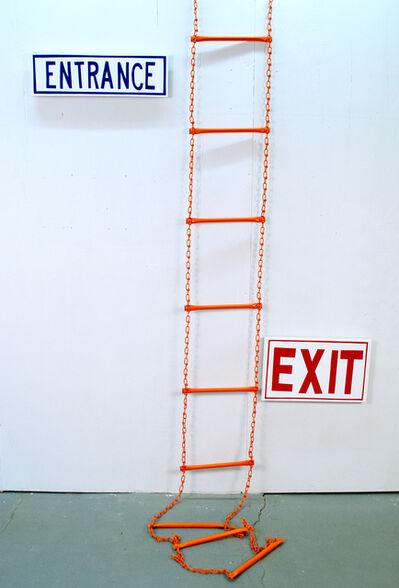 Ethel Shipton, 'Ladder', 2014