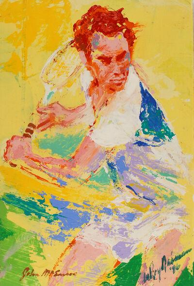 LeRoy Neiman, 'John McEnroe', 1989