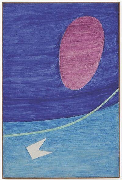 Alfredo Volpi, 'Sem título', ca. 70