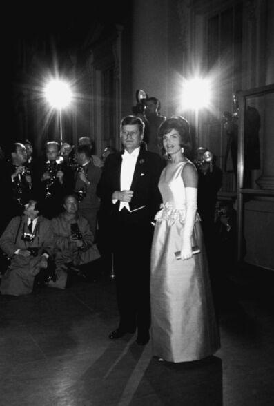 Steve Schapiro, 'John and Jacqueline Kennedy', 1963