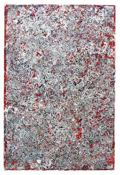 Jacin Giordano, 'Shredded Painting #52', 2015