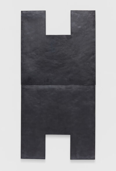 Mary Corse, 'Untitled (Gray Ceramic)', 1983