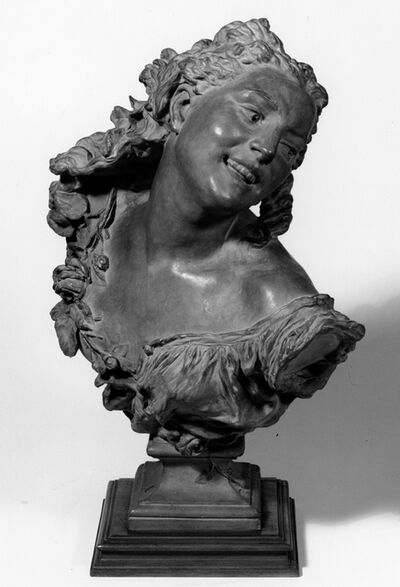 Jean-Baptiste Carpeaux, 'The Bacchante with Roses', ca. 1872