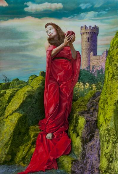 OUKA LEELE, 'Sagrario de su corazón ', 2010