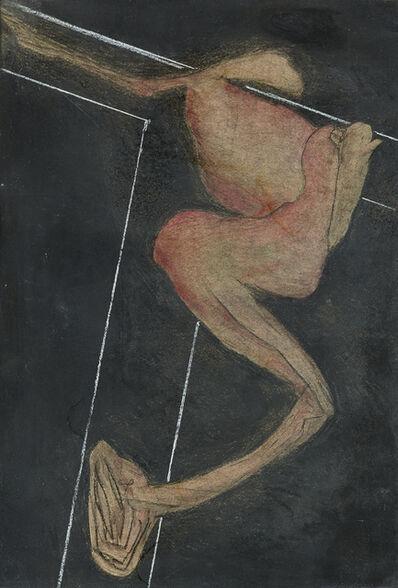 Kurt Hüpfner, 'Kreuzigung 2 (Bezug Kubakrise)', 1962