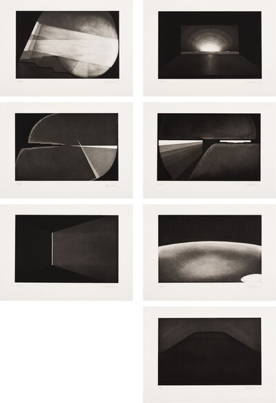 James Turrell, 'Deep Sky', 1984
