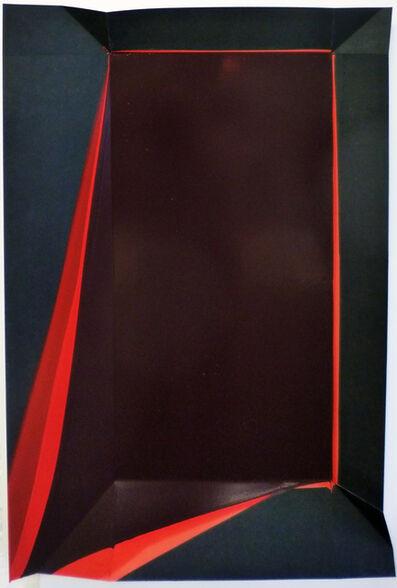 Rainer Splitt, 'Serie Tierra Líquida - PaperPool', 2015