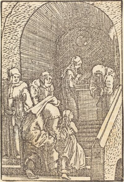 Albrecht Altdorfer, 'Presentation of the Virgin', ca. 1513