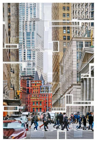 Phil Stein, 'NYC 175', 2017