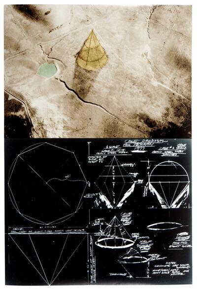 Dennis Oppenheim, 'Untitled (Cage Proposal for Tehran 1977)', 1977-1979