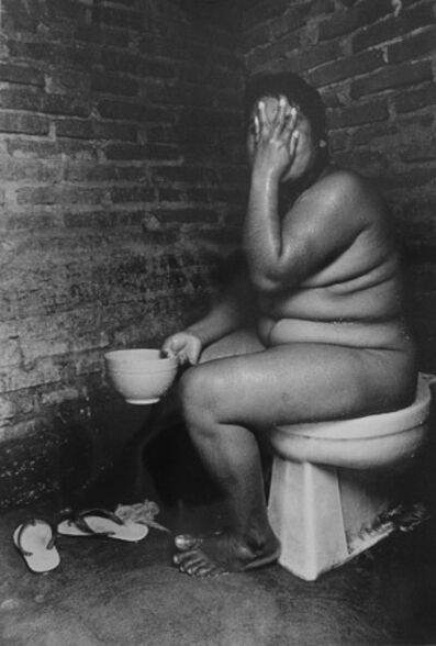 Graciela Iturbide, ' El Baño, Juchitán', 1986