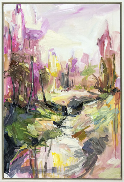 Julie Himel, 'Catching Petals', 2018