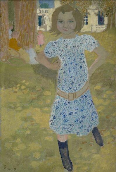Maurice Denis, 'Portrait de Jacqueline Fontaine', 1898