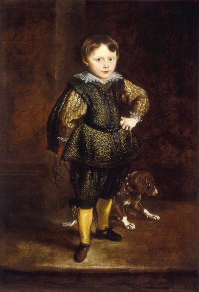 Anthony van Dyck, 'Filippo Cattaneo', 1623