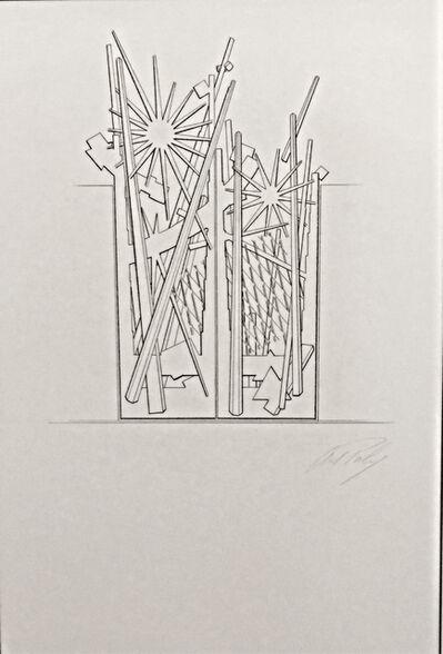 Albert Paley, 'ASU Gate No.3, 1991', 1991