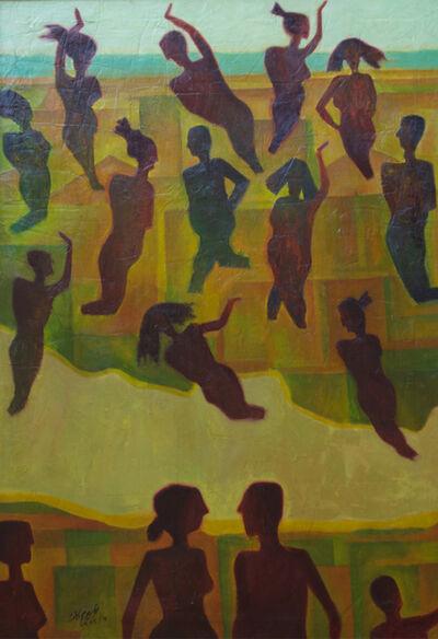 Tayseer Barakat, 'Untitled', 1989