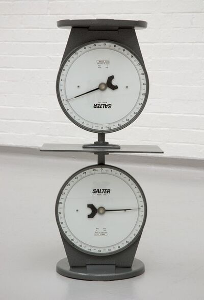 Richard Rigg, 'Weighing Scales', 2005