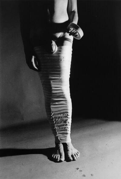 Jimmy DeSana, 'Masking Tape (Study)', 1978