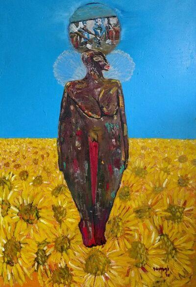 Sakhile Gumbi, 'Venus of Sibebe', 2018