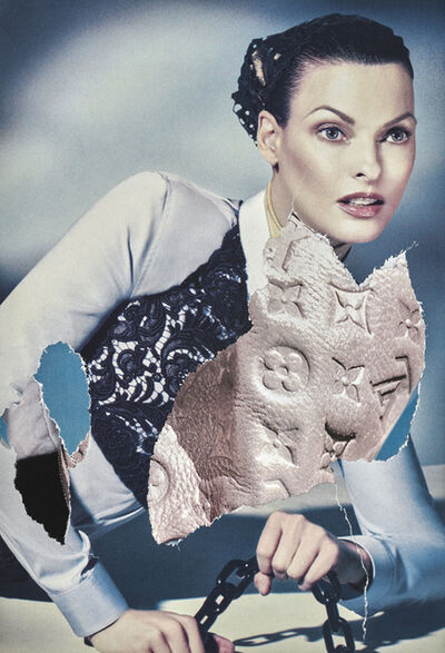 Ehryn Torrell, 'Secondary Collage no. 4 [International Collections]', 2020