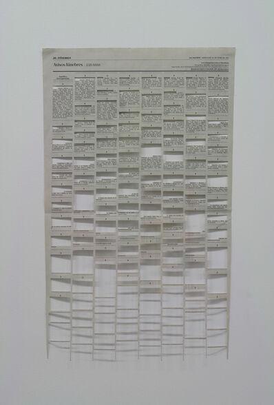 Jorge Macchi, 'Crepúsculo', 2015