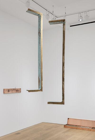 Carlos Bunga, 'Suspended Frames', 2020