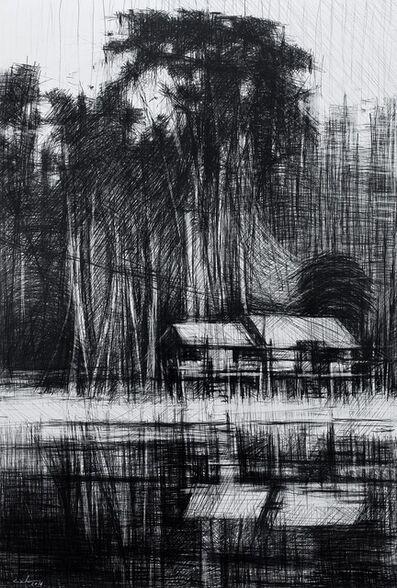 Calo Carratalá, 'Selvas Negras #4', 2016