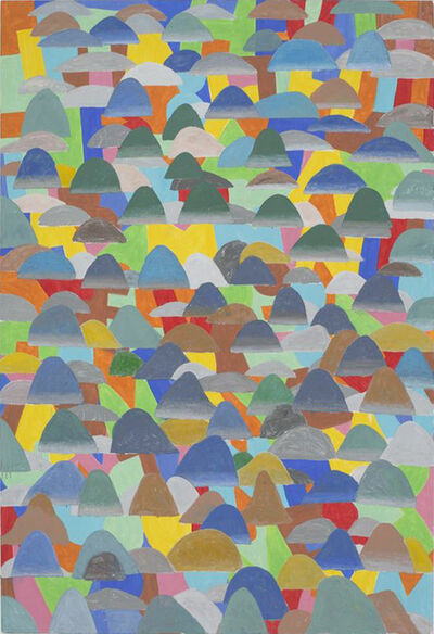 John Peart, 'Mantra Hills 1', 2013