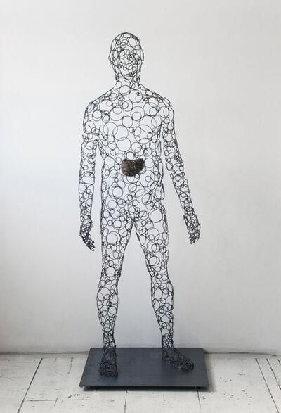 Paul Villinski, 'Self-Portrait', 2014