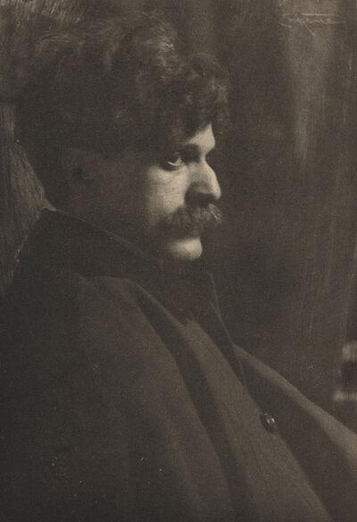 Frank Eugene, 'Alfred Stieglitz', ca. 1901