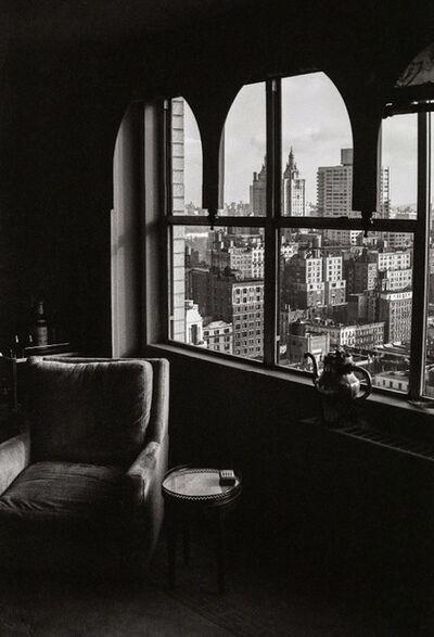 Larry Fink, 'New York Skyline, New York, NY', December 1969