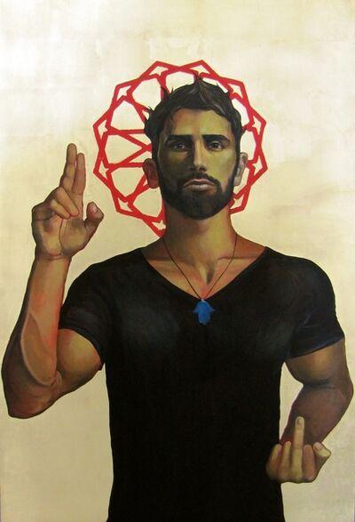 Komail Aijazuddin, 'Angry Icon', 2016