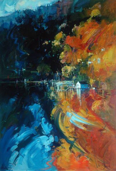 Ken Strong, 'Autumn Depth - Pittwater', 2014