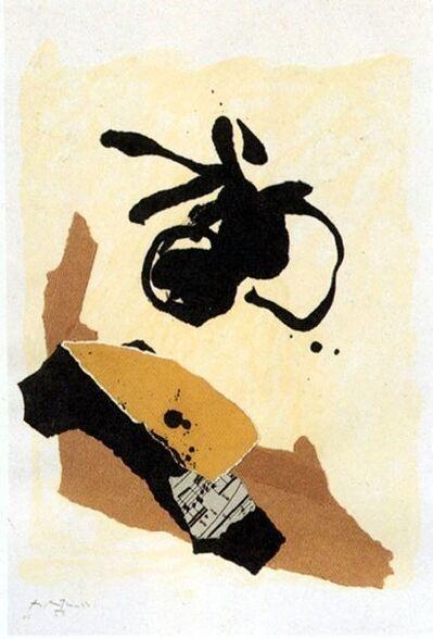 Robert Motherwell, 'Untitled-Portfolio Galeria Joan Prats', 1986