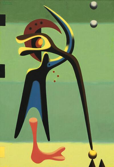 Charles Biederman, 'Untitled, New York, August 5, 1936', 1936
