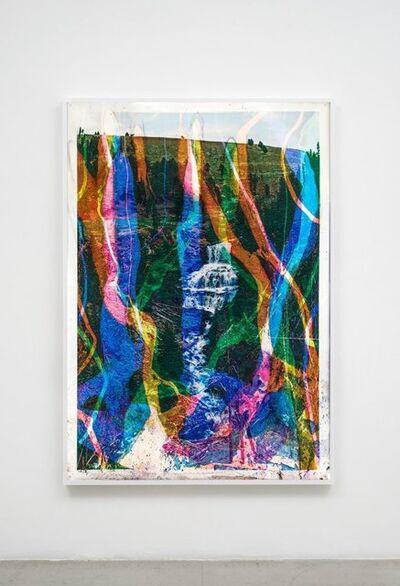 Matthew Brandt, 'Udine Falls C1M4Y1', 2015
