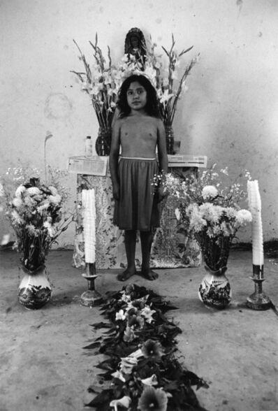 Graciela Iturbide, 'Nueve dias de luto, Juchitan', 1985