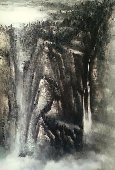 Poon Chun Wah, 'Waterfall 瀑', 2014