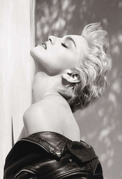"""Herb Ritts, 'Madonna, Hollywood """"True Blue""""', 1986"""