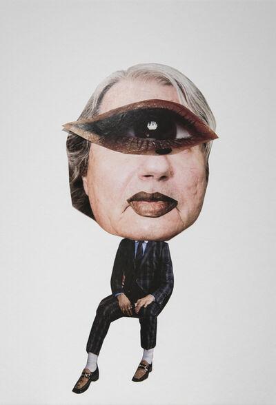 Cathy Immordino, 'Head John 1', 2019