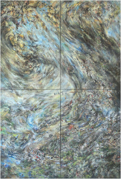 Sabine Hertig, 'Landscape Nr. 6'