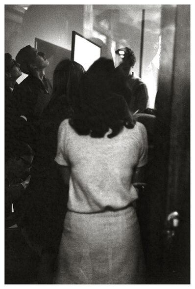 Graciela Carnevale, 'El encierro (Confinement) #21', 1968