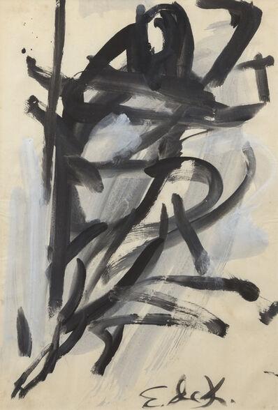 Elaine de Kooning, 'Untitled', ca. 1960