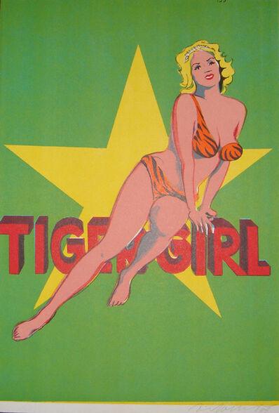 Mel Ramos, 'Tiger Girl', 1963