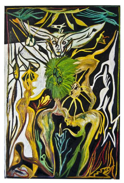 Daniel Gibson, 'Sleepwalking In The Fire', 9000
