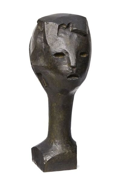 André Minaux, 'Untitled female head', 1968