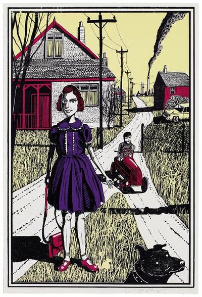 Grayson Perry, 'Snapshot of Julie I', 2014