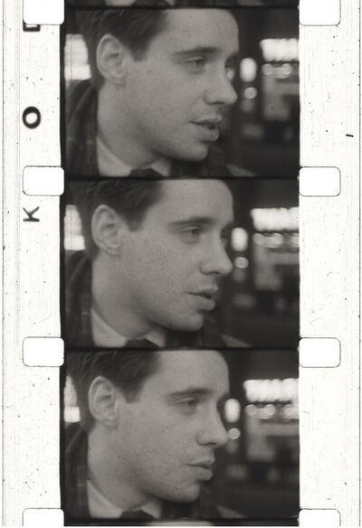 Jonas Mekas, 'Peter Bogdanovich, 1960 NYC', 2013