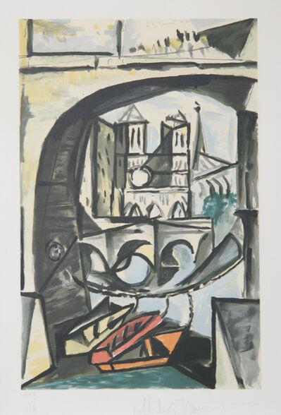 Pablo Picasso, 'Notre Dame', 1982